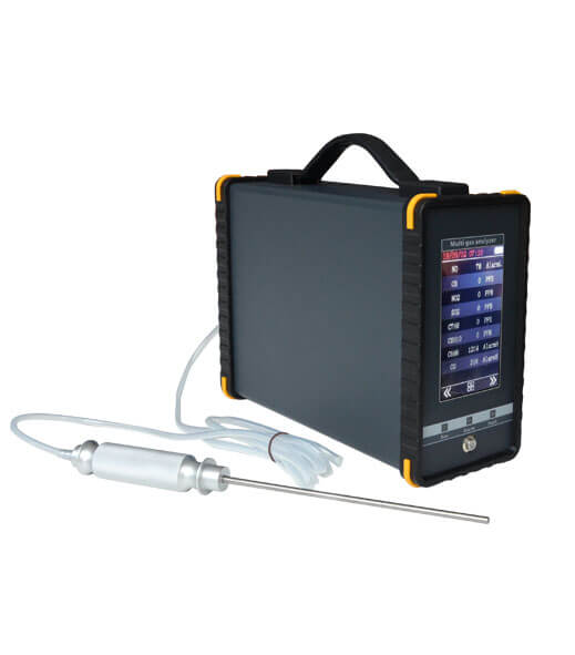 S360 portable multi gas analyzer