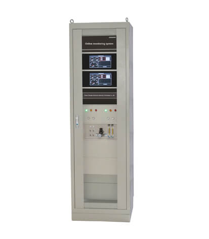 S400-Y  flue gas on-line filtering and monitoring system
