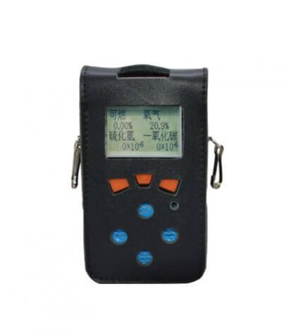 CD4 Mining use Multi-gas detector